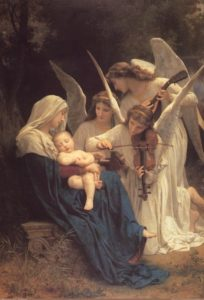 1881-la-vierge-aux-anges-william-adolphe-bouguereau